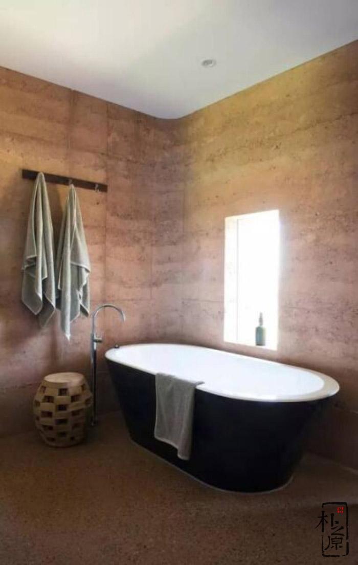 现代夯土墙配方材料与级配设计