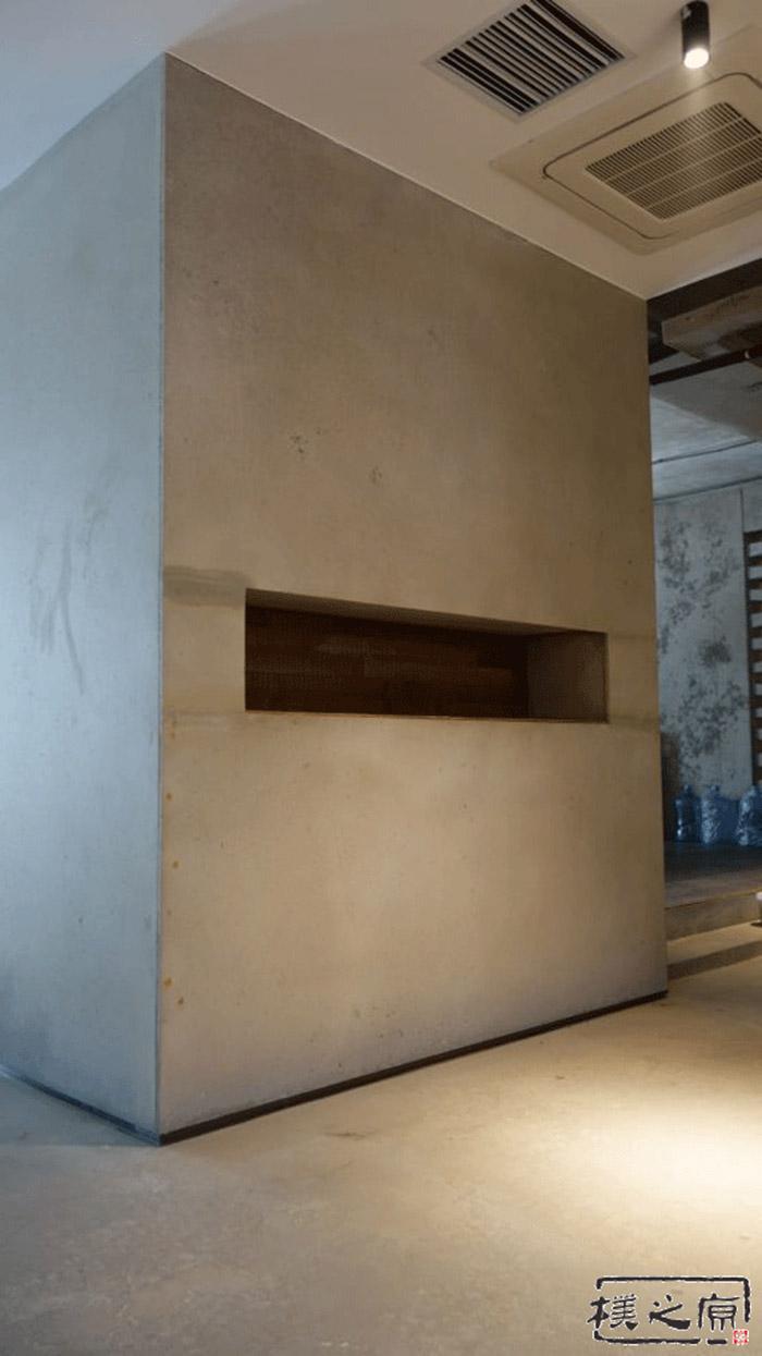 清水混凝土墙体