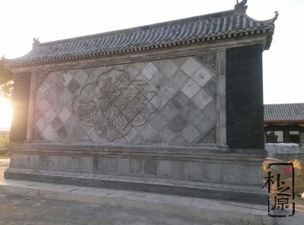 朴之原仿古砖雕美于形 盛于文化
