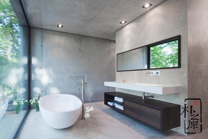 清水混凝土挂板的性能与特点