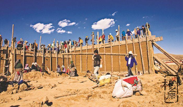 夯土墙工艺技术