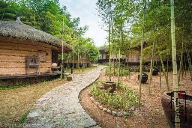 中国古代的夯土墙面能防雨水侵蚀吗