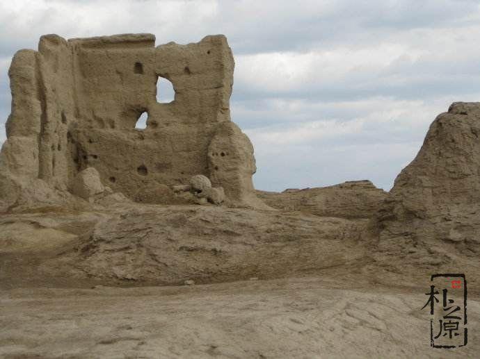 古代夯土墙建筑