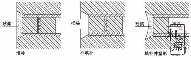 清水混凝土施工图