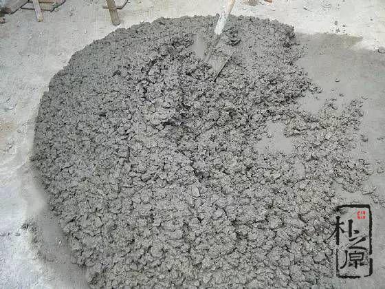 清水混凝土材料