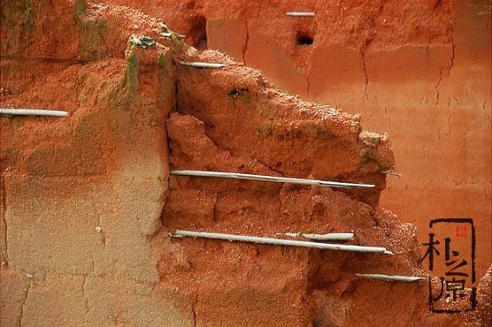 版筑夯土墙技术
