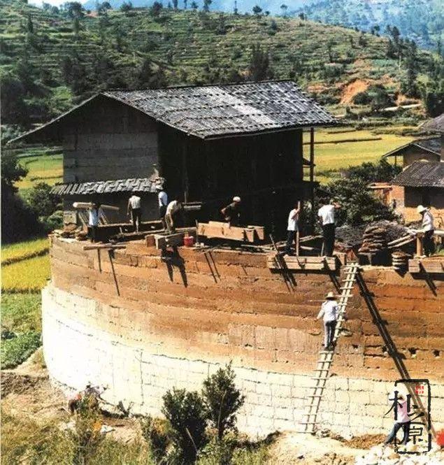 福建夯土墙