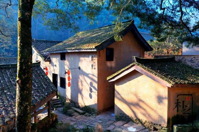夯土墙民居,让传统村落靓起来