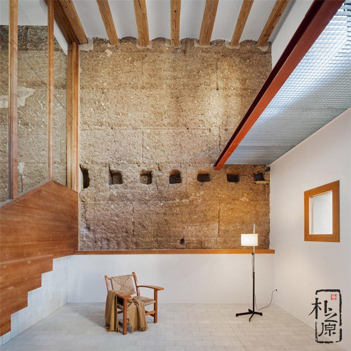 复合夯土墙住宅,建筑艺术真善美