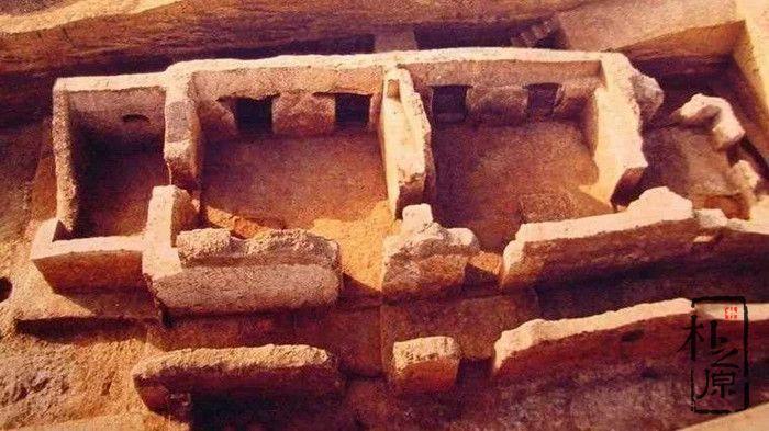夯土墙考古