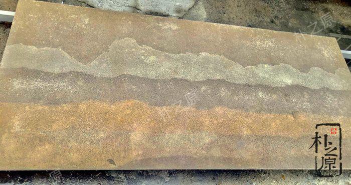 现代夯土墙板