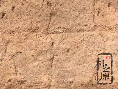 原生态夯土墙挂板