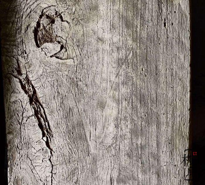 朴之原混凝土仿木系列23