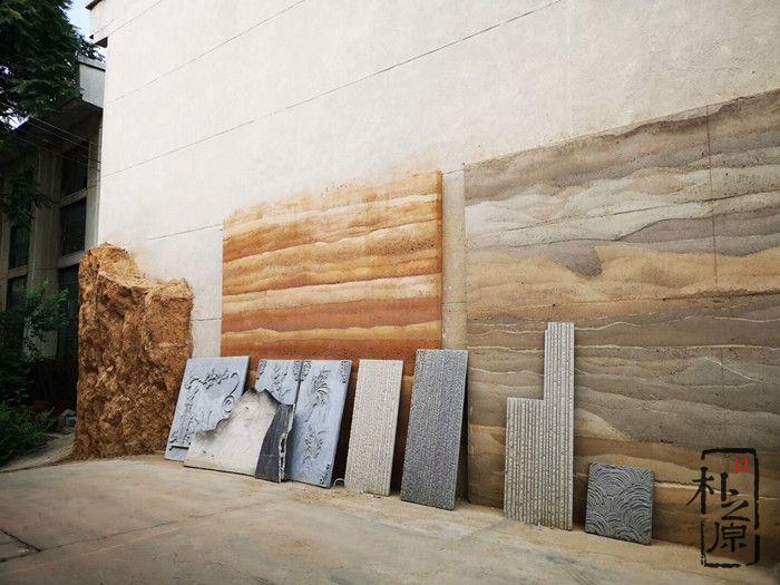 夯土墙产品