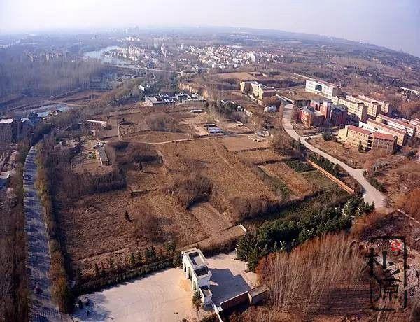 郑州西山夯土遗址