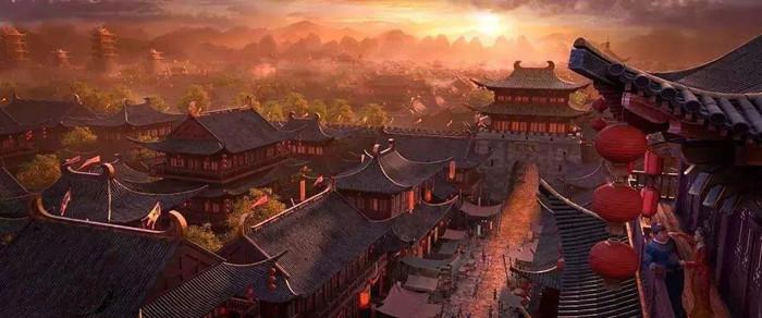 大唐长安城