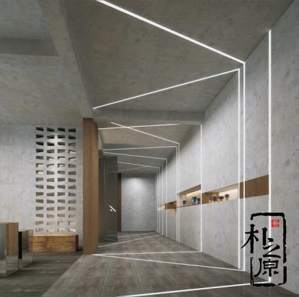 清水混凝土建筑艺术札记(一)