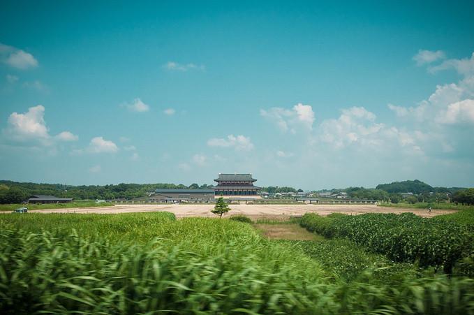 奈良古城遗址