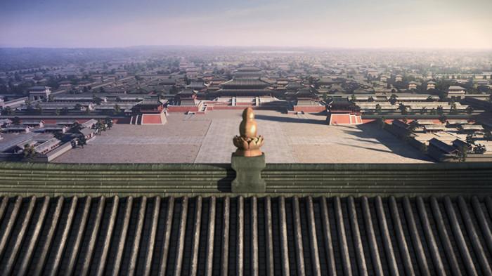 大明宫宫城