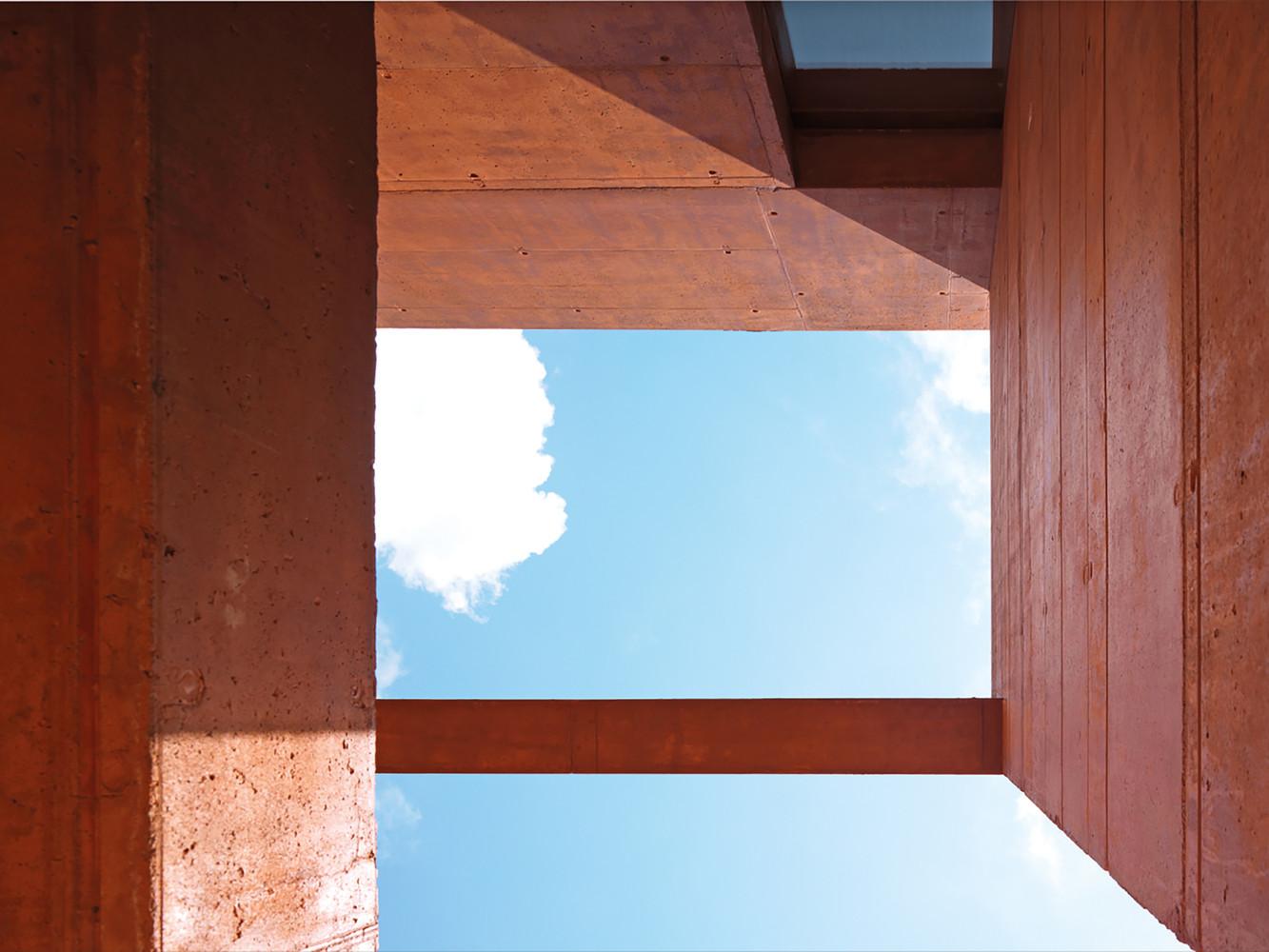 清水混凝土建筑艺术札记•色彩(五)