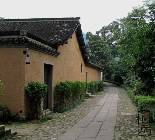 夯土墙房屋