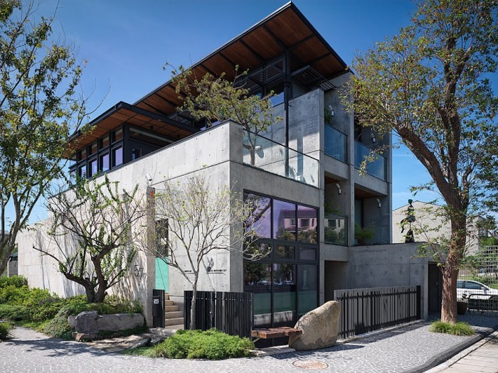 清水混凝土:真诚、清纯与知性之美的建筑艺术集大成者