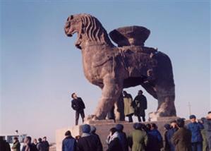 沧州铁狮子