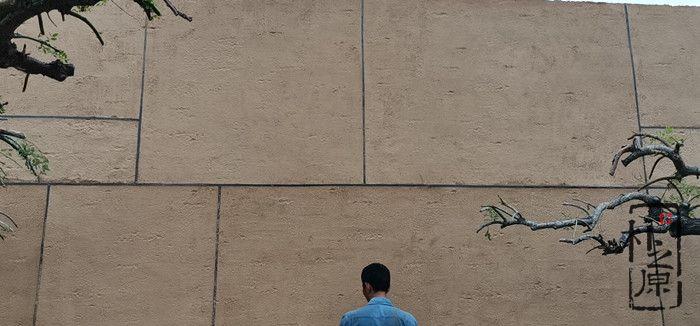 夯土墙实验
