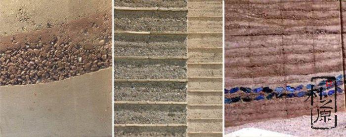 夯土墙质量