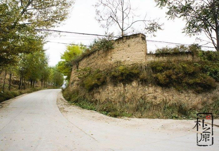 版筑夯土墙