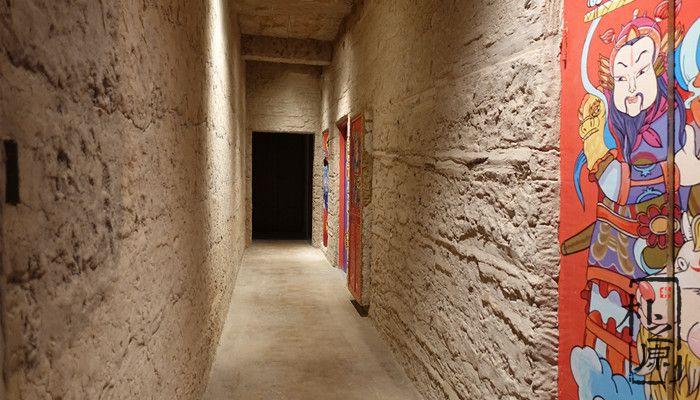 朴之原现代夯土墙