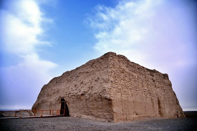 朴之原夯土墙 | 西北的堡子(二)