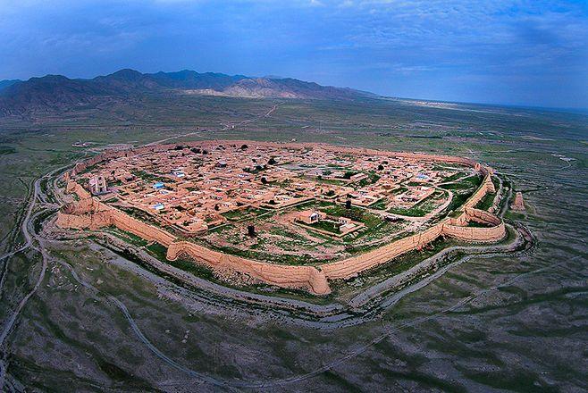 朴之原夯土墙 | 400余年时光雕刻的永泰古城(二)