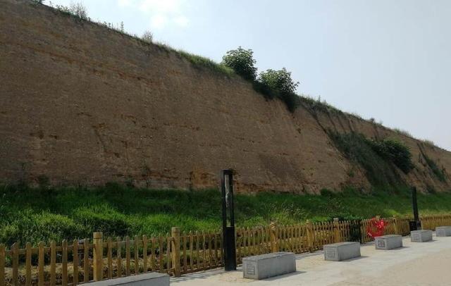 郑州夯土墙