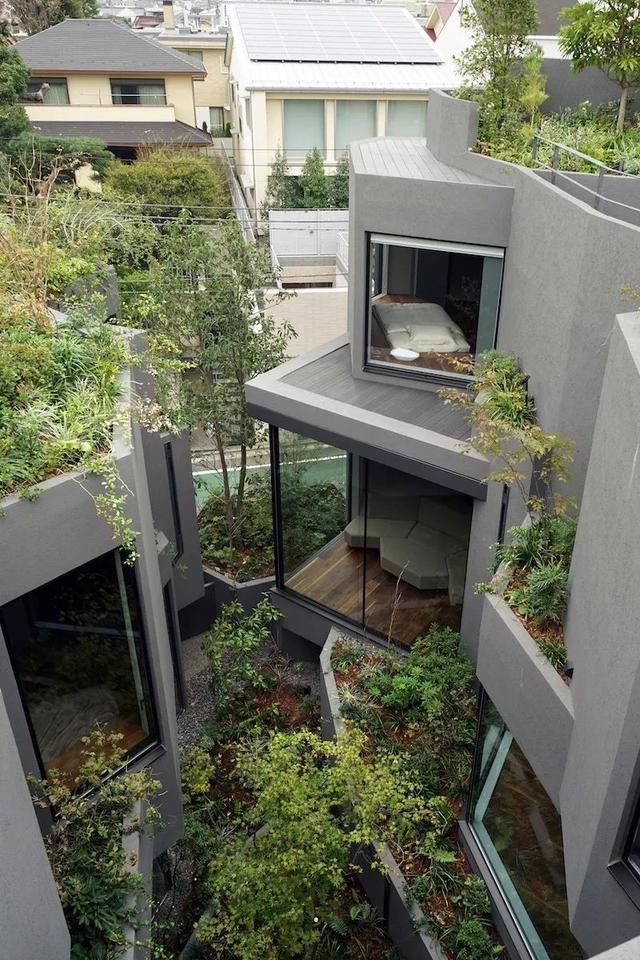 清水混凝土房子