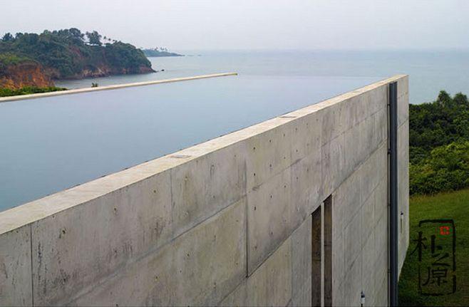 结构清水混凝土