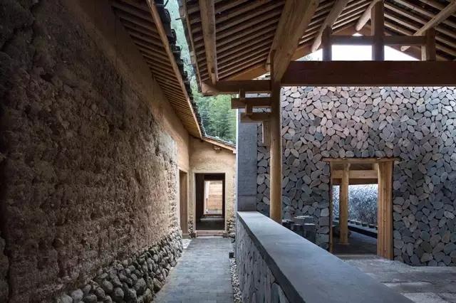 老房夯土墙:复兴乡土文脉