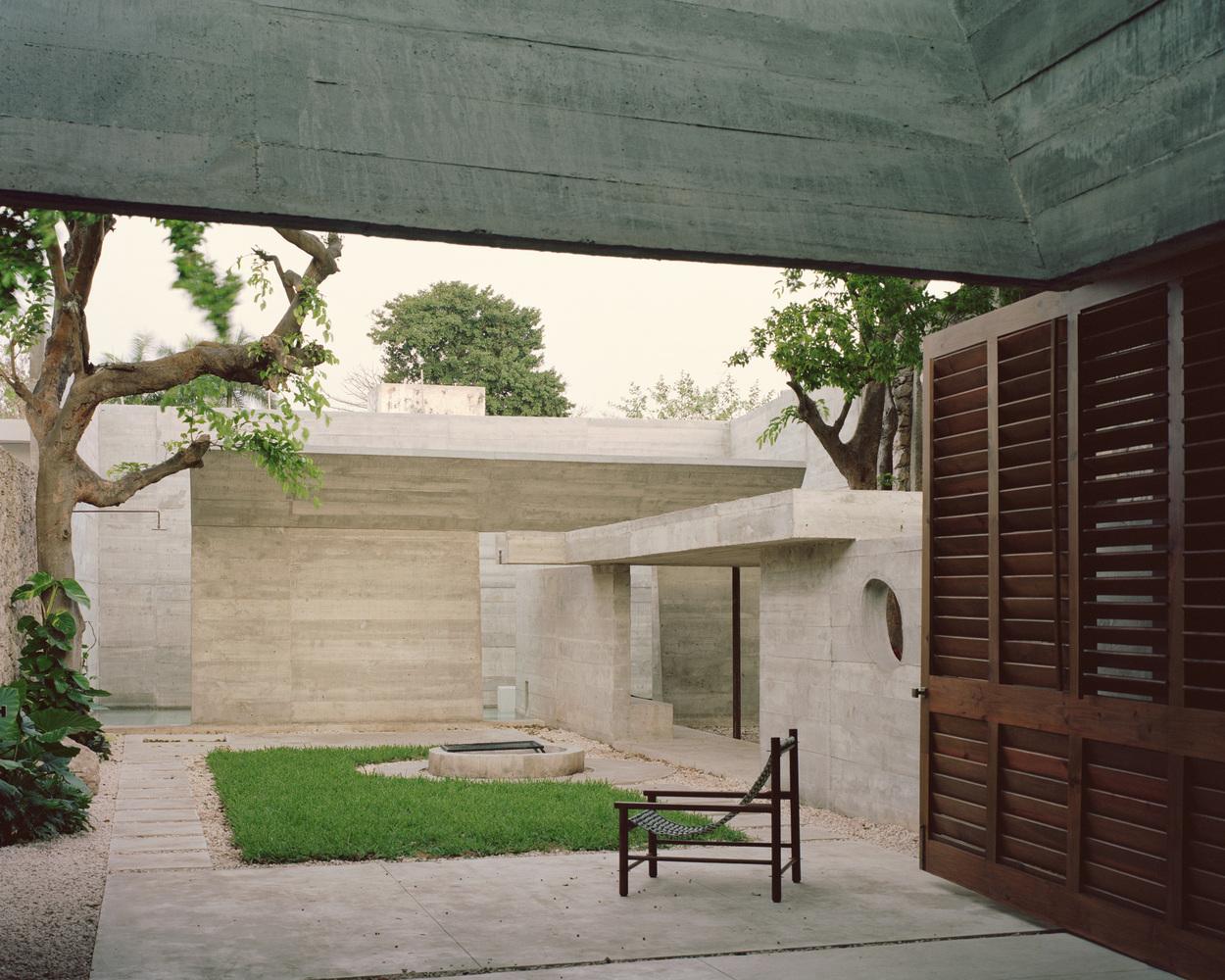 清水混凝土:自然本真的建筑设计