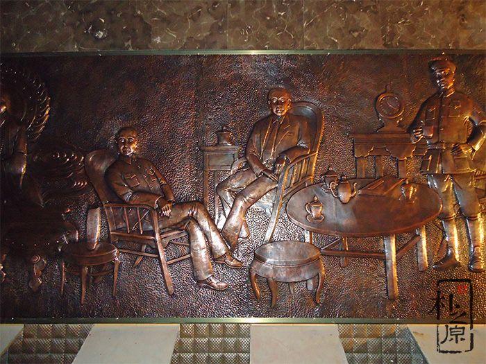 电镀铜系列-敕勒川博物馆