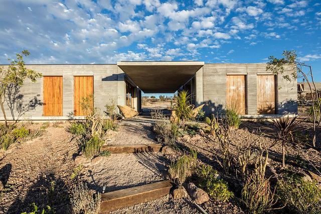 荒漠夯土墙:狂野、剽悍、神秘