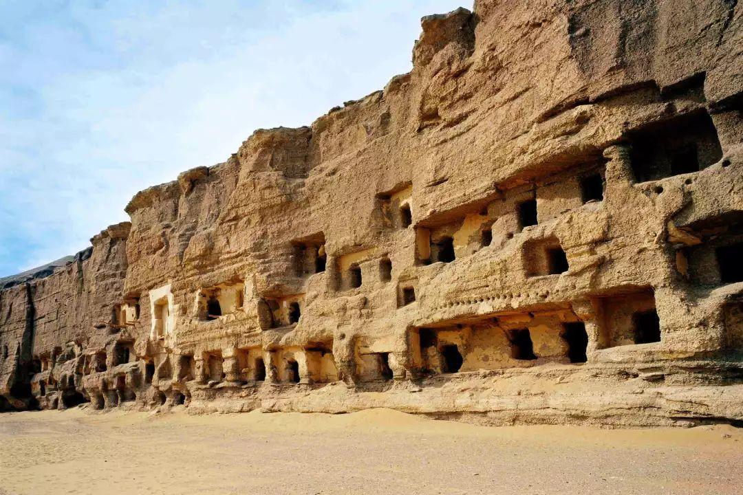 朴之原夯土墙 | 敦煌的建筑传统(七)