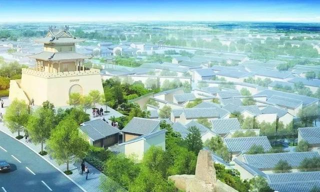 朴之原夯土墙 | 陇上江南,名城天水(一)