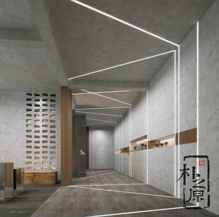 清水混凝土:建筑与家居装饰多面手