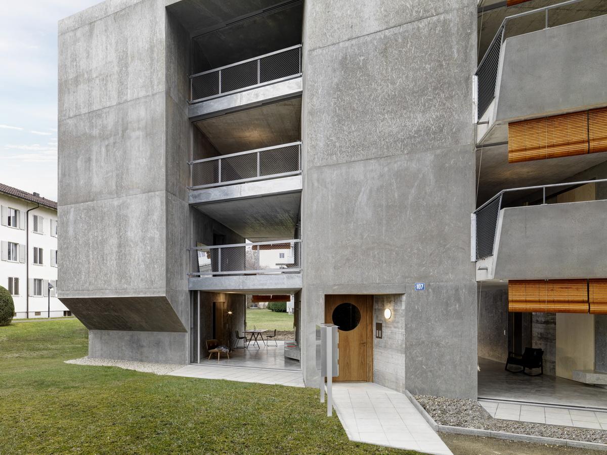 清水混凝土设计高品质纯粹生活
