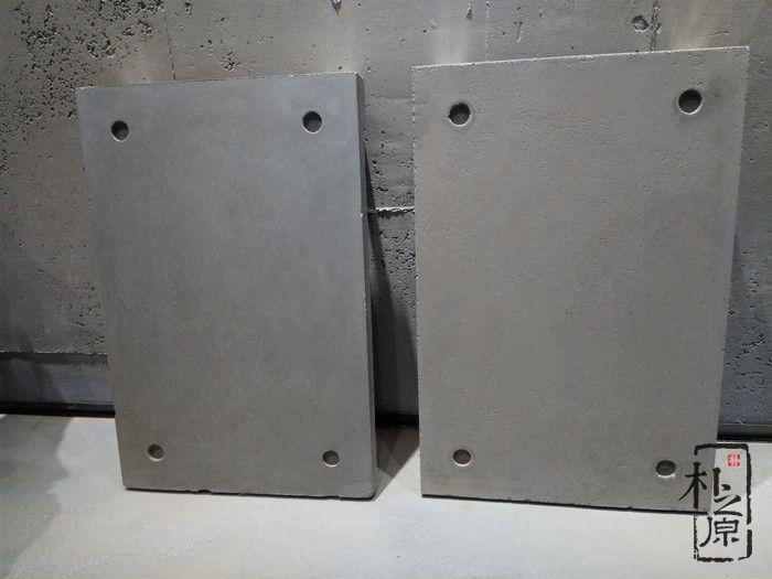朴之原清水混凝土挂板:量身定制