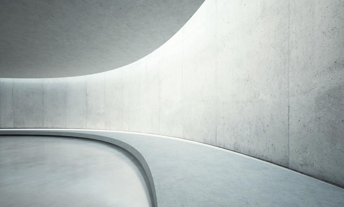 清水混凝土:新时尚,流行美