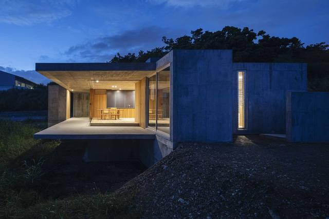清水混凝土,融自然于建筑中