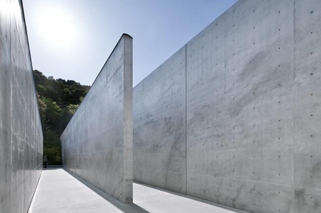 清水混凝土建筑与艺术的碰撞