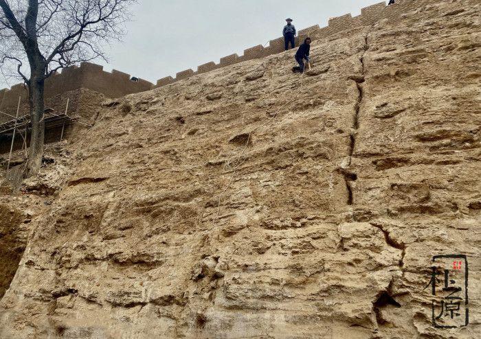 朴之原夯土墙项目