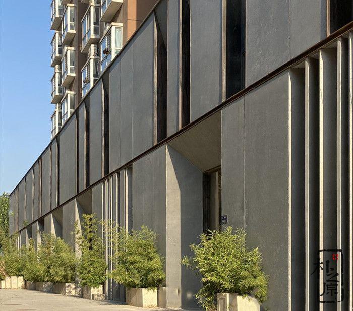 清水混凝土挂板:以高性能+真肌理升级建筑艺术